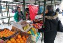 FOTO: Unatoč snijegu i ledu ponuda na uskopaljskoj tržnici standardna