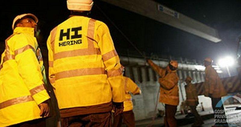 Hering: Natječaj za prijam radnika u radni odnos