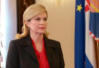 Grabar-Kitarović o Mektićevim optužbama: Na tome rade službe
