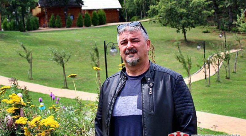 """Zdravko Čurić: """"Ja sam čovjek koji kroz pjesmu pokušava povezivati ljude"""""""