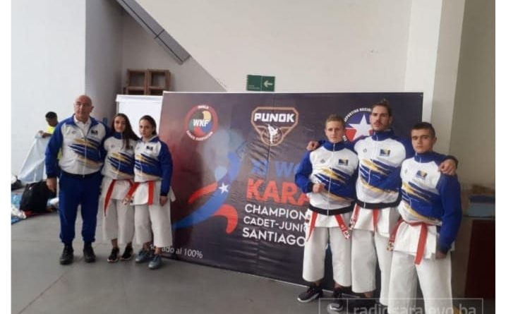Maja Juričić se vratila sa Svjetskog prvenstva