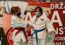 Daria Blažević osvojila prvo mjesto na državnom prvenstvu u karateu