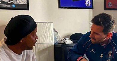 Magija na djelu: Ronaldinho i Messi zaigrali nakon 13 godina